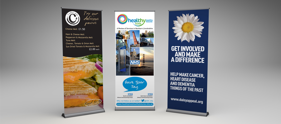 Despite the Evolution of Advertising, Roller Banners Remain ...