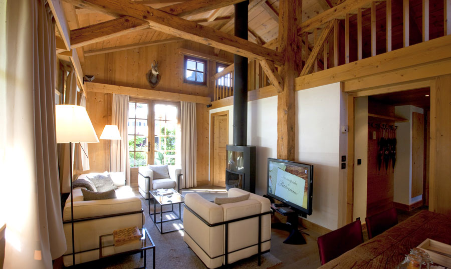 Chamonix Hameau Albert cosy room 48 Hours in Chamonix