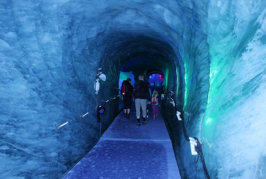 Chamonix montenvers grotte de glace 48 Hours in Chamonix